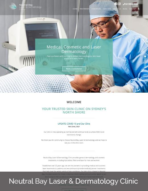 neutral-bay Laser & Dermatology Clinic