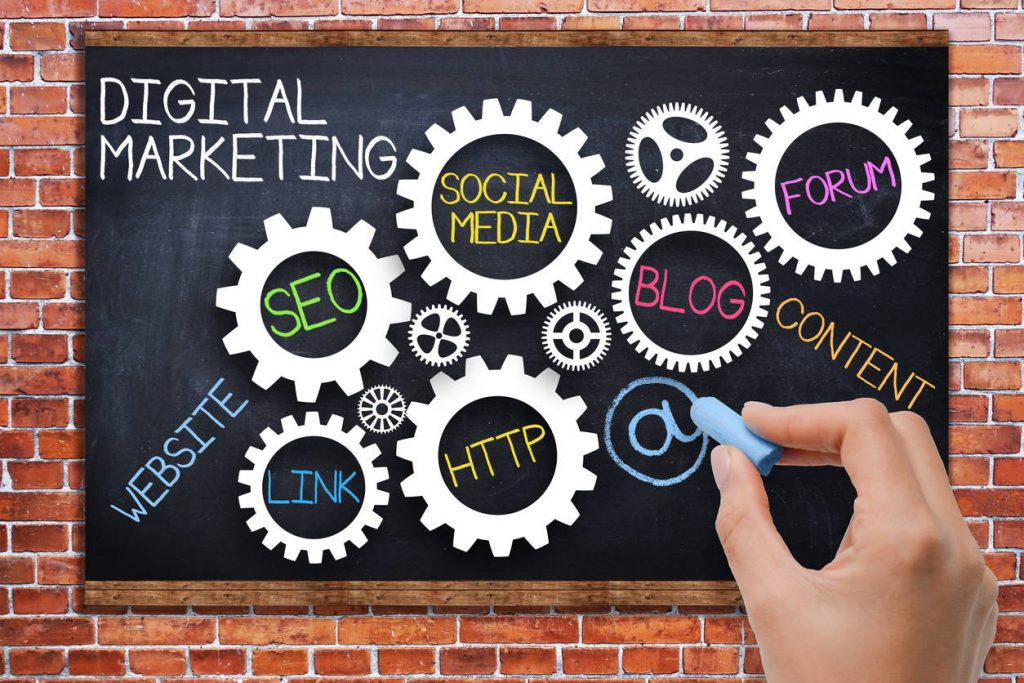Benefits of a suitable digital presence